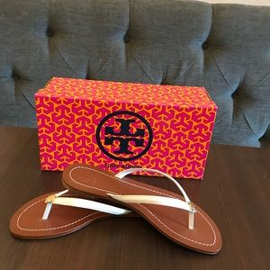 Tory Burch Shoes - Tory Burch Authentic Terra Thong flip flop. Size 8
